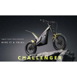 Elektrický Motocykl Kuberg...