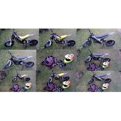 Pronájem Dětský Motocykl
