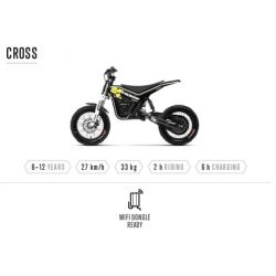 Dětský Motocykl Kuberg Cross