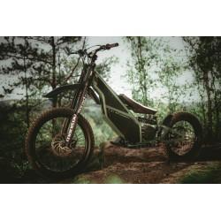 Motocykl Kuberg Ranger