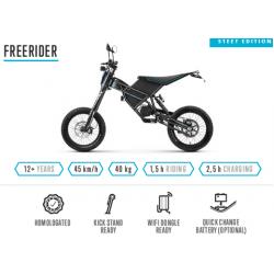 Motocykl Freerider Street...